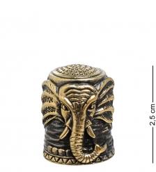 AM-1437 Наперсток  Слон   латунь