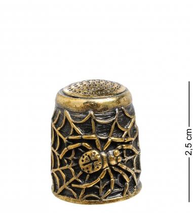 AM-1439 Наперсток  Паук   латунь