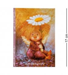 ANG- 84 Блокнот  Ангел надежды и веры  12х17