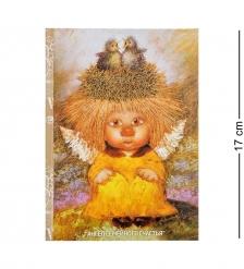 ANG- 85 Блокнот  Ангел семейного счастья  12х17
