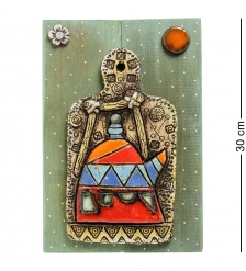 KK-541 Панно  Доска  шамот