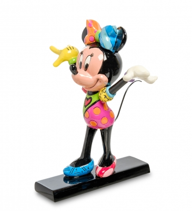 Disney-4052557 Фигурка  Минни Маус гимнастка