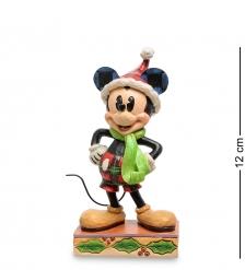 Disney-4051966 Фигурка Веселый Микки Маус  С Рождеством!