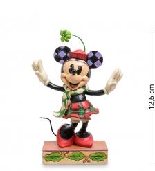 Disney-4051967 Фигурка  Веселая Минни Маус  С Рождеством!