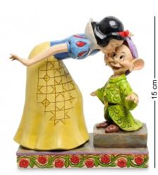 Disney-4043650 Фигурка  Белоснежка и Простачок  Нежное прощание