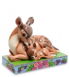 Disney-4049640 Фигурка  Олененок Бэмби с мамой  Сладких снов
