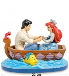 Disney-4055414 Фигурка  Ариэль и принц Эрик  Первый поцелуй