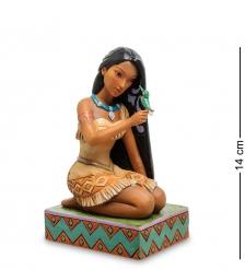 Disney-4056128 Фигурка  Покахонтас и Флит  Свободная и решительная