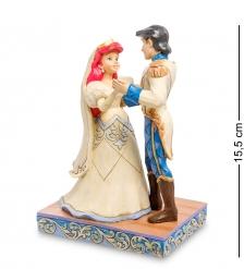 Disney-4056749 Фигурка  Ариэль и принц Эрик  Молодожены