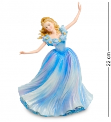 Disney-4050709 Фигурка Танцующая Синдерелла  в роли Лили Джеймс