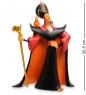 Disney-A28077 Фигурка  Джафар с попугаем  Могущественный злодей
