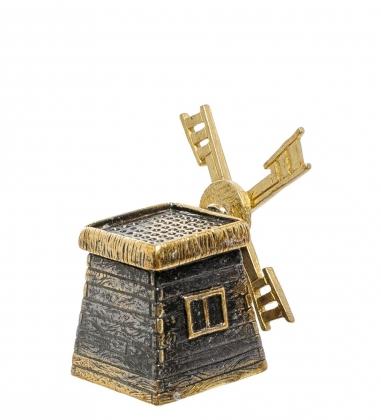 AM-1872 Наперсток  Мельница   латунь