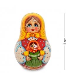 МР-24/28 Неваляшка  Анастасия с куклой  мал.