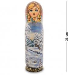 МР-25/106 Футляр для бутылки «Зима»