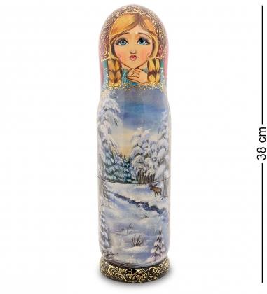 МР-25/106 Футляр для бутылки Зима