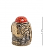 AM-1903 Наперсток  Слон   латунь, янтарь