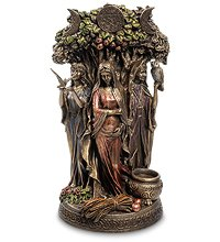 WS-897 Статуэтка «Триединая Богиня - Дева, Мать и Старуха»