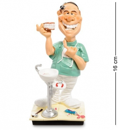RV-954 Статуэтка  Стоматолог   W.Stratford