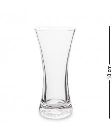 NM-27705  Ваза стеклянная 18 см  Неман