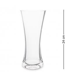 NM-27706  Ваза стеклянная 24 см  Неман