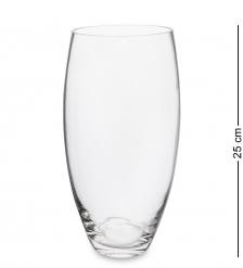 NM-26982  Ваза стеклянная 25 см  Неман