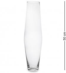 NM-24153  Ваза стеклянная 50 см  Неман