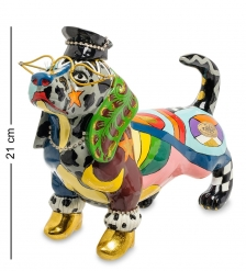 TG-3531 Статуэтка  Собака Мистер Бисли   Томас Хоффман