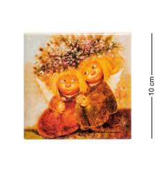 ANG- 92 Магнит «Первая любовь» 10х10