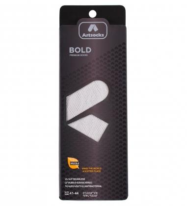Носки мужские Bold ASUM-0002 41-44 серый  Artsocks