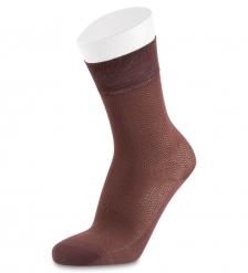 Носки мужские Dark Breeze ASUM-0010  43-44 коричневый  Artsocks