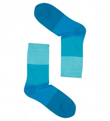 Носки женские Gradient ASW-0014  35-39 сине-голуб  Artsocks