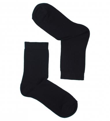 Носки женские Smooth ASW-0007  35-39 черный  Artsocks