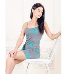 Сорочка жен для дома 286Р, размер -L  You and Me
