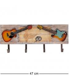 TM-18 Панно настенное с крючками  Две гитары
