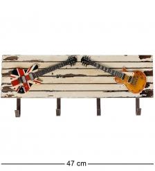 TM-19 Панно настенное с крючками  Две гитары