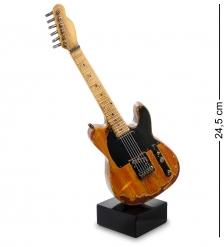TM-30 Фигура настольная на подставке  Гитара винтажная