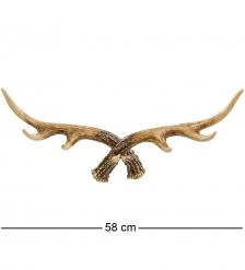 TM-38 Крючки настенные  Олений рог