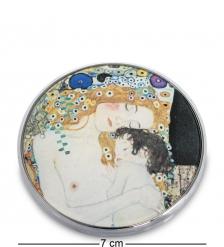 pr-M01KL Зеркальце  Три возраста женщины  Густав Климт  Museum.Parastone