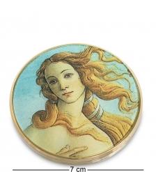 pr-M12BO Зеркальце  Рождение Венеры  Боттичелли  Museum.Parastone
