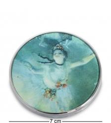 pr-M14DE Зеркальце  Звезда балета  Эдгар Дега  Museum.Parastone