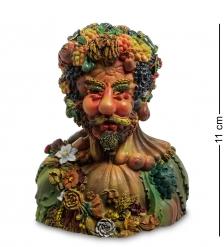 pr-AR01 Статуэтка  Портрет Рудольфа II в образе Вертумна  Дж.Арчимбольдо  Museum.Parastone