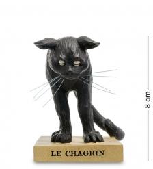pr-CD09 Статуэтка Кот  Грусть   Le Chat Domestique. Parastone