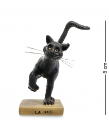 pr-CD17 Статуэтка Котенок  Удовольствие   Le Chat Domestique. Parastone