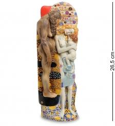 pr-KL30 Статуэтка  Три возраста женщины  Густава Климта  Museum.Parastone