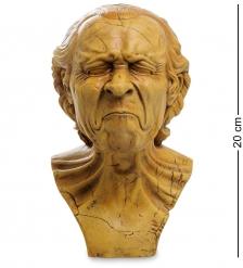 pr-ME04 Статуэтка-бюст из серии «Характерные головы», Франц Ксавер Мессершмидт  Museum.Parastone