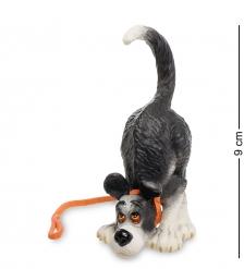 pr-RUF02 Статуэтка  Собака   GET LOST! Rufus. Parastone
