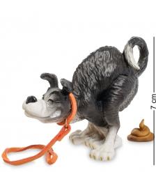 pr-RUF05 Статуэтка  Собака   AT LAST! Rufus. Parastone