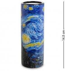 pr-TC02GO Подсвечник «The Starry Night» Винсент Ван Гог  Museum Parastone
