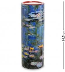 pr-TC07MO Подсвечник «Water lillies» Клод Моне  Museum Parastone
