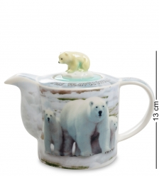 FC42011 Заварочный чайник  Полярный медведь   Cardew design